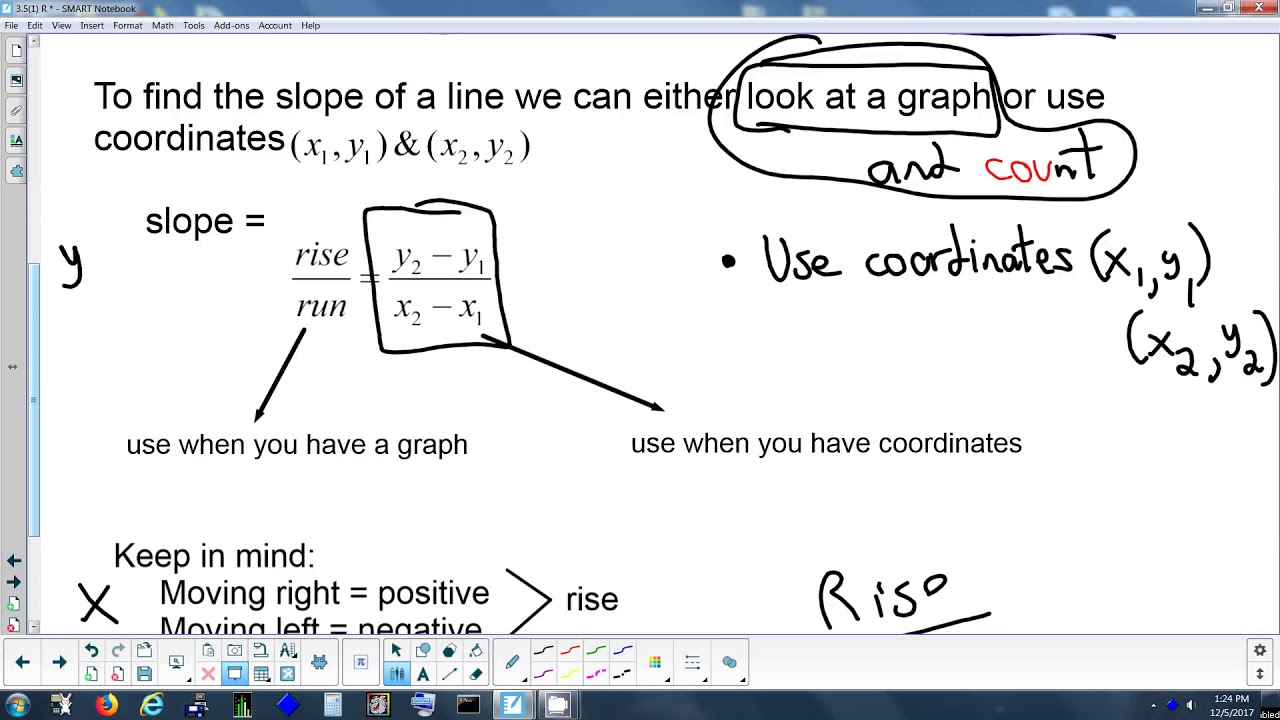 351 graphing equations in slope intercept form 12 5 17 youtube 351 graphing equations in slope intercept form 12 5 17 falaconquin