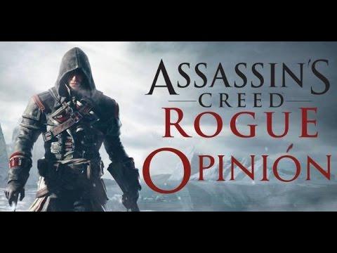 Assassin's Creed Rogue - Opinión