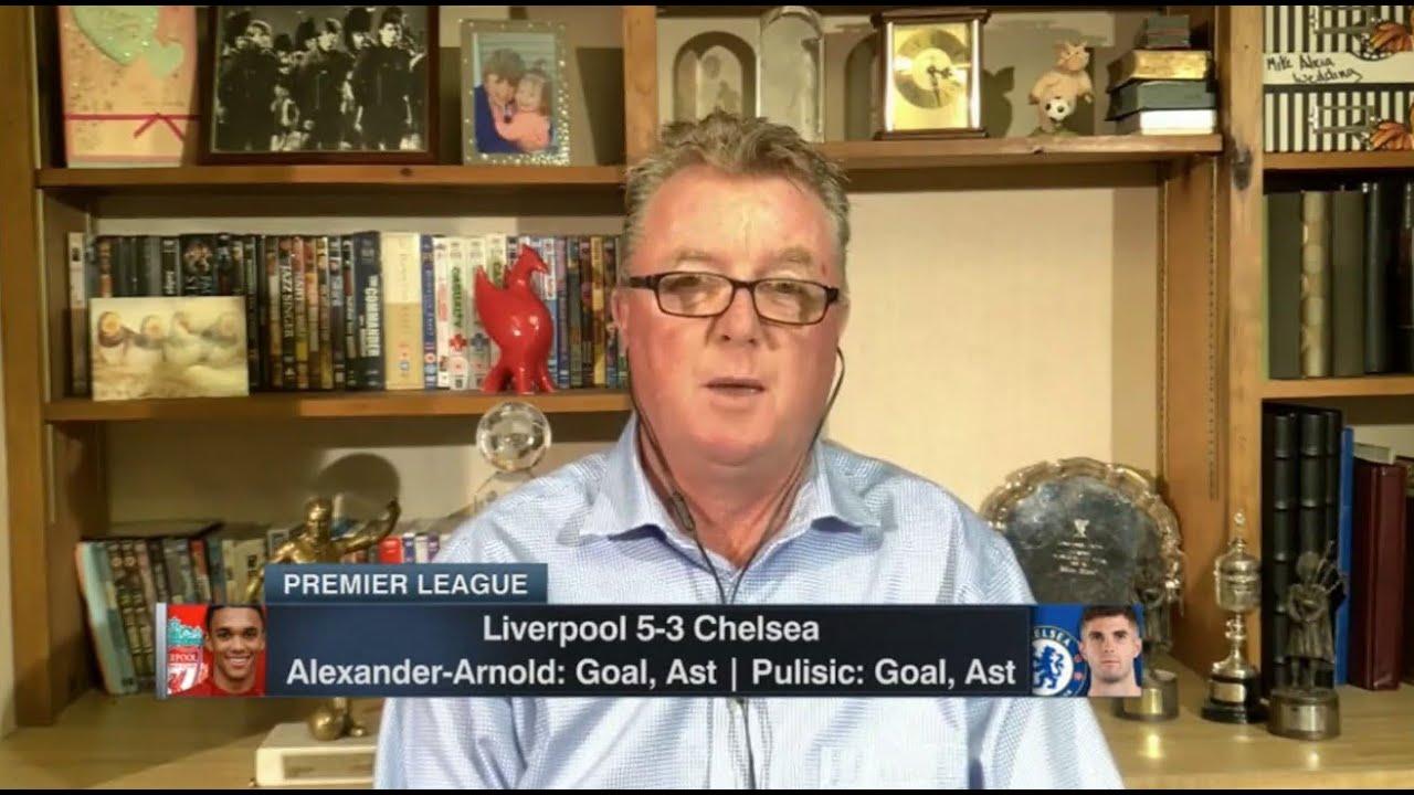 "[FULL] ESPN FC | Liverpool 5-3 Chelsea Post Match Analysis, Steve Nicol ""on-fire"" reaction"