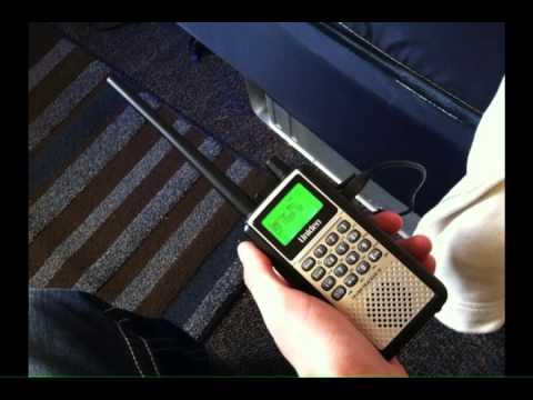 Uniden Handheld Trunktracker Iv Digital Police Scanner