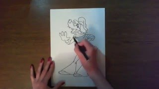 Простые рисунки | волк из ну погоди(Как нарисовать простой рисунок обычным карандашом за несколько минут. обучающее видео и урок рисования..., 2016-04-14T13:50:03.000Z)
