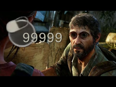 The Last of Us But Joel Took Too Many Pills