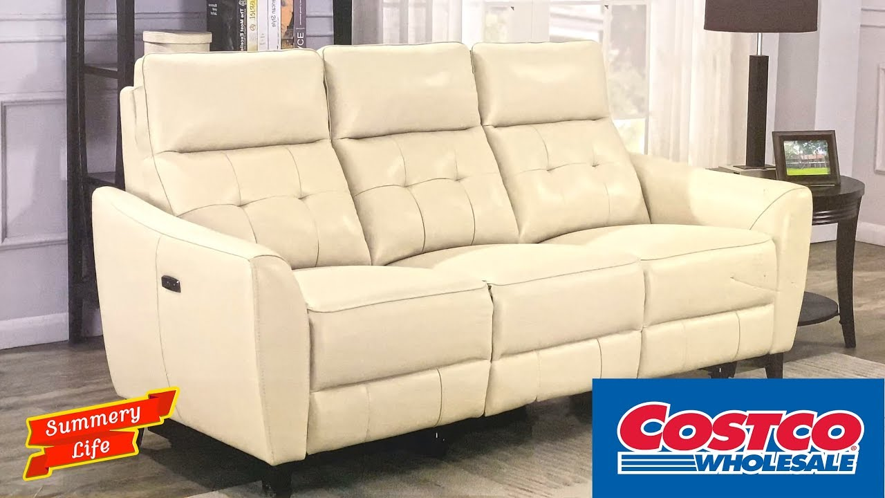 NEW COSTCO HOME FURNITURE SOFAS ARMCHAIRS SPRING DECORATIONS SHOP WITH ME STORE WALK THROUGH