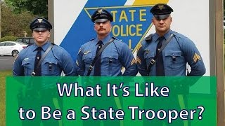 Behind The Uniform: What It Takes To Become A State Trooper