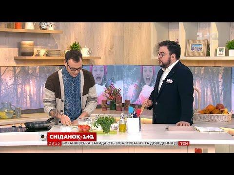 Солоні сирники від Едуарда Насирова