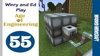 [55] Tech Reborn Industrial Grinder | Age of Engineering | 1.10.2 Modded Minecraft