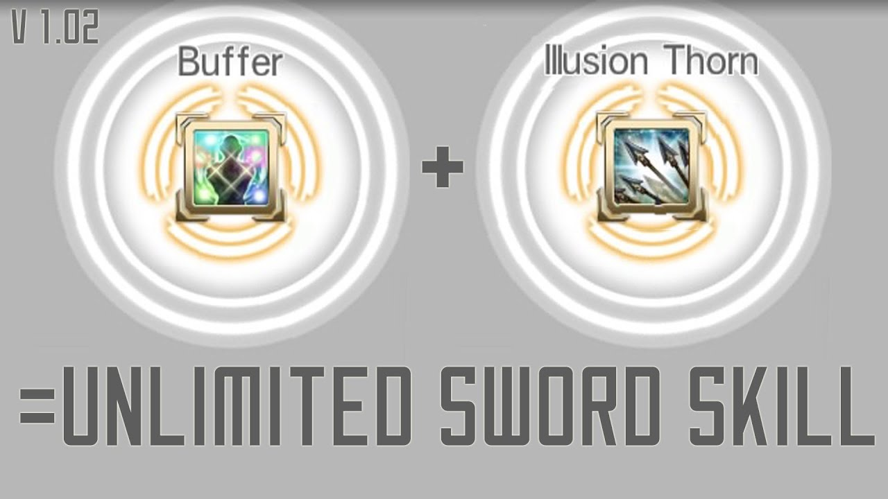 Unlimited Sword Skills! Ver 1 02 - Sword Art Online: Hollow Realization