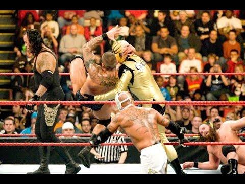 WWE Royal Rumble 2009 Highlights HD