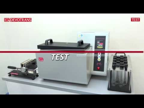 TEST EQUIPMENT FOR ENVIRONMENTAL STRESS CRACKING PROGRESSION DVT ESCR