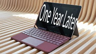 Surface Go: One Year Later