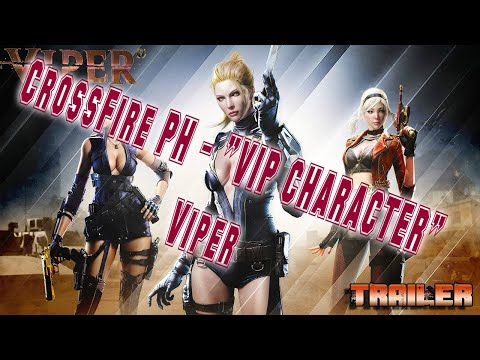 "CrossFire PH - Using VIP ""VIPER"""