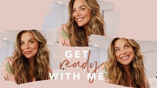 Get Ready With Me| Everyday Hair Tutorial!