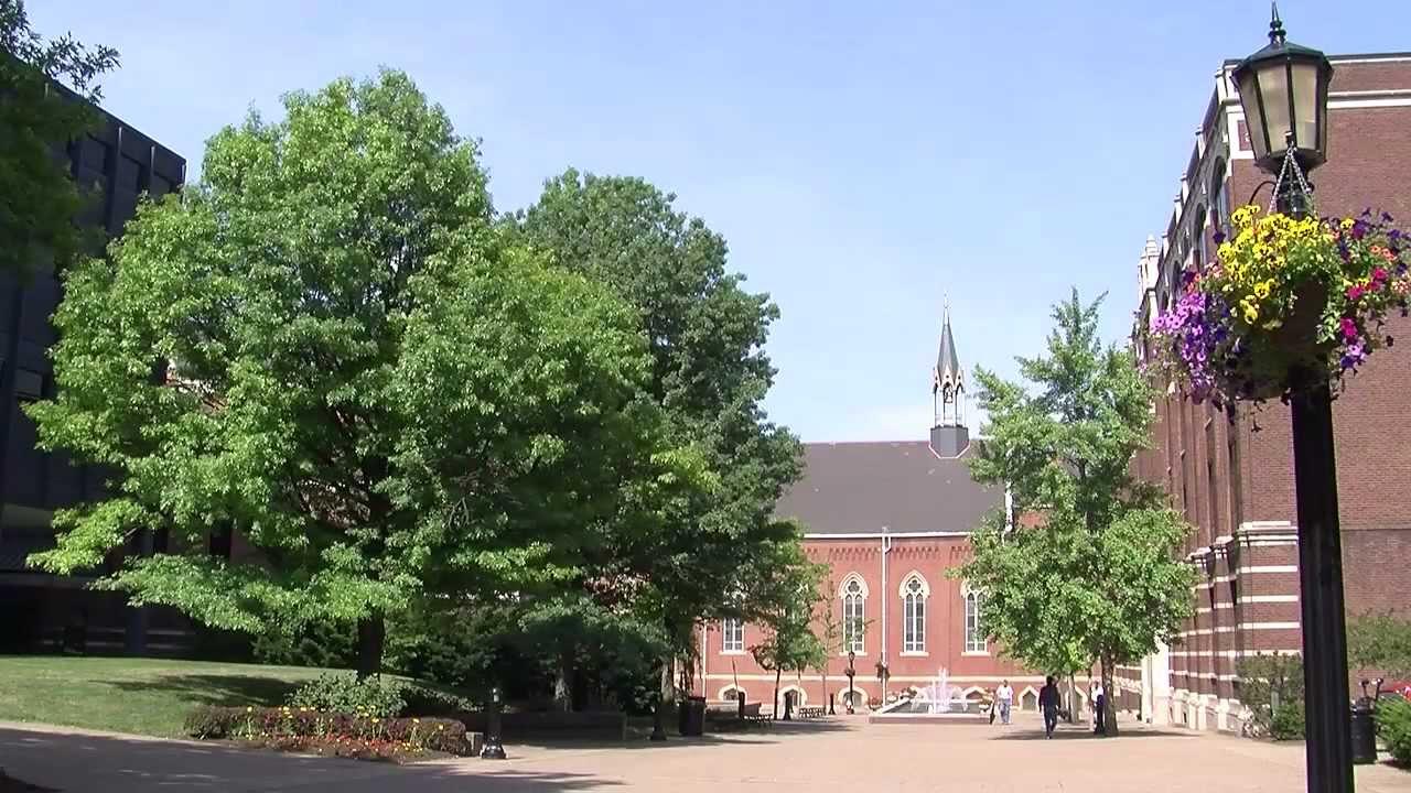 Duquesne University An Urban Campus Youtube
