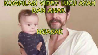Download lagu KOCAK !!! VIDEO LUCU AYAH DAN ANAK - AUTO NGAKAK POLL