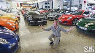 PORSCHE PARADISE! All of the Rarest Porsches in the World