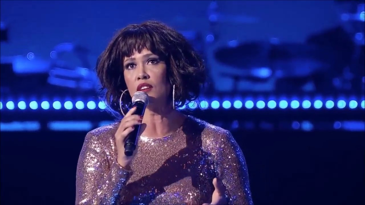 Belinda Davids Is And Is Not Whitney Houston New Frame