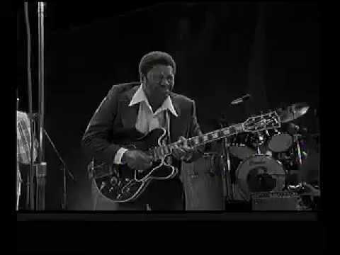 BB KING - WHY I SING THE BLUES