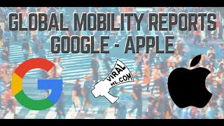 COVID-19 Community Mobility Reports From Google and Apple - Available to All - Explore with Python