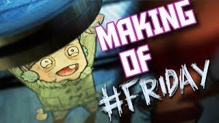 "Making Of - ""#friday"" - Jayme Gutierrez - Bts"