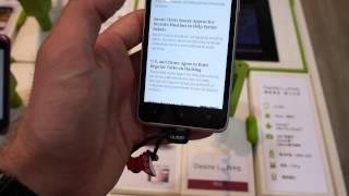 HTC Desire L im Hands On [Deutsch]