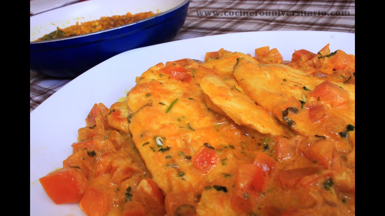 Image Result For Recetas De Cocina Con Pollo En Salsa