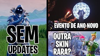 SEM UPDATES-NEW YEAR's EVENT and ELF SKIN-Fortnite Battle Royale
