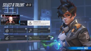 IDDQD – OVERWATCH 2 GAMEPLAY! NEW TRACER ABILITIES!