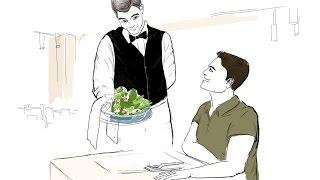 Das Gesetz der Anziehung - Wünsche bestellen, wie im Restaurant