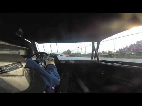 Kennedale Speedway Park Jr Mini Stock Heat Race