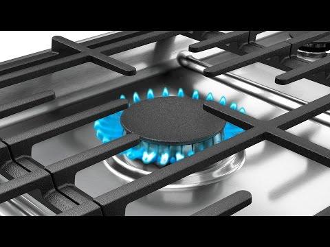 Bosch Dual-Stacked Burner | Bosch Cooktop | Bosch Gas Cooktop | Bosch Appliances