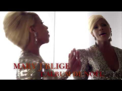 A Mary Christmas - Mary J Blige  (TV Spot, 2013)