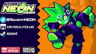 Advent Neon Demo