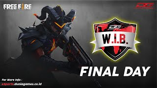 DGWIB: Free Fire S2 Series 2 (Grand Final)