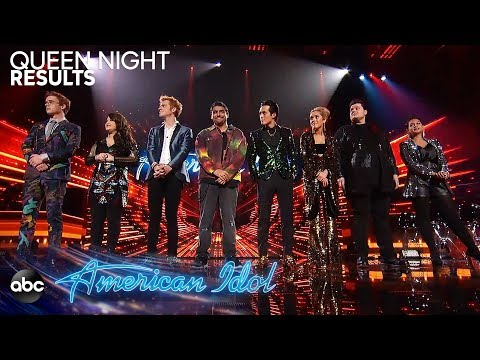 RESULTS: Queen Night - American Idol 2019 On ABC