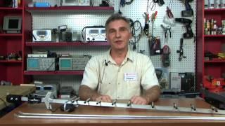 Основні параметри ВЧ з'єднувачів (хвильовий ...
