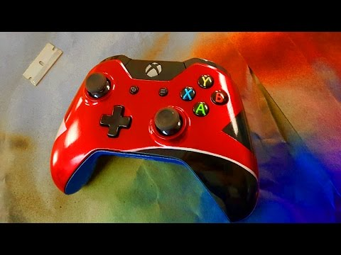 How to Paint an Xbox One Controller