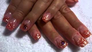 LCN Nail Art by Leticia Kennar 2