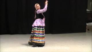 Ey Varon , Ey Varon - Persian Neoclassical/ Gilaki dance fusion by Apsara Afsanesara