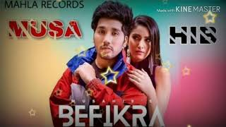 Befikra.musahib.(onilne. Offline) Song Download: Befikra MP3 Punjabi Song Online