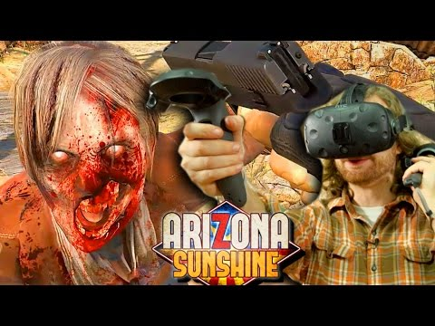VR ZOMBIE Co-op - The Search for Hot Lucy -...