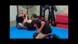Birthday Party Krav Maga Training Style