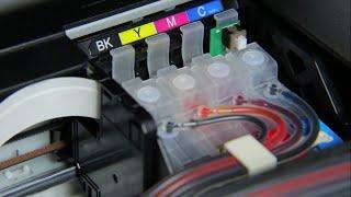 Agar printer bu kartuş belgilangan emas, deb so'rasa, nima qilish kerak?