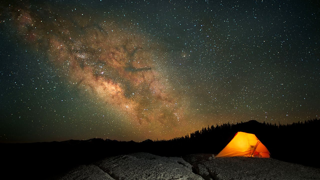 Glowing Tent Under A Night Sky Getting The Shot With Corey Rich Tech Tip AdoramaTV