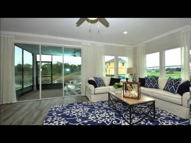D R Horton Monterey Floorplan 2 900 Sq Ft Youtube