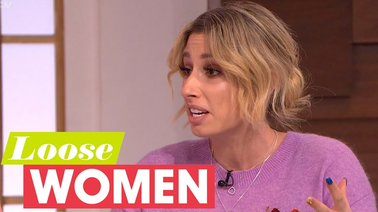 Stacey Gets Fired Up About Naked Photo Hacks on Social Media Sites | Loose Women