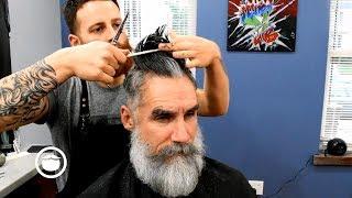 going clubbing how to get a classic short haircut greg berzinsky