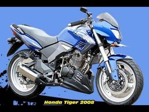 Gambar Modifikasi Motor Tiger Revo Arena Modifikasi