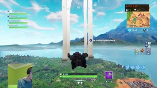 FORTNITE LIVE EVENT | CRACK IN SKY SHRINKS? (for real tho)