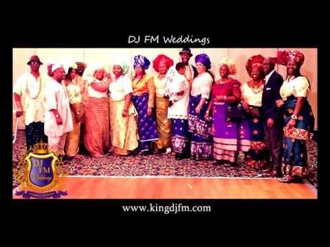 Traditional Nigerian Urhobo Wedding in Maryland USA 2013