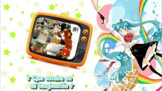 (Vocaloid 3) Yo nunca vi televisión - 31 minutos (Hatsune Miku)